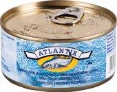Tuňák kousky v oleji Atlantik