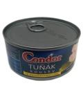 Tuňák kousky v oleji Condor
