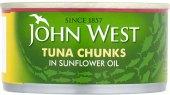 Tuňák kousky v oleji John West