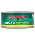 Tuňák kousky v oleji Sea Side