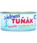 Tuňák kousky v oleji Wellness Nekton