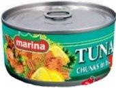 Tuňák kousky ve vlastní šťávě Marina
