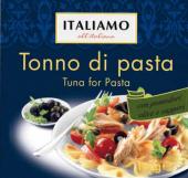 Tuňák s olivami, kapary a rajčaty Italiamo