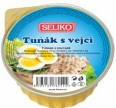 Tuňák s vejci Seliko