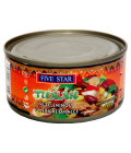 Tuňák se zeleninou v omáčce Five Star