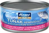 Tuňák sendvičový v oleji Hamé Ocean