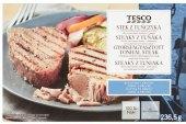 Tuňák steak mražený Tesco