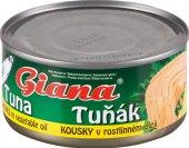 Tuňák v oleji Giana