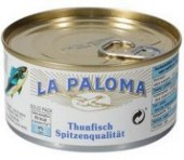 Tuňák ve vlastní šťávě La Paloma