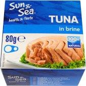 Tuňák ve vlastní šťávě Sun&Sea