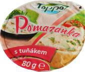 Tuňáková pomazánka Toppo