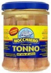 Tuňákové filety Nocchiero