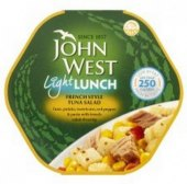 Salát s tuňákem Light Lunch John West