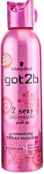 Tužidlo na vlasy Got2b Schwarzkopf