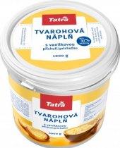 Tvarohová náplň Tatra