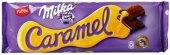 Tyčinka čokoládová Caramel Milka