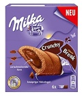 Tyčinka Crunchy break  Milka