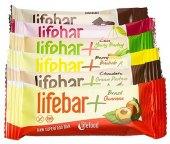 Tyčinka raw Lifebar + Lifefood
