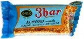 Tyčinka sezamová s ořechy 3bar Orino