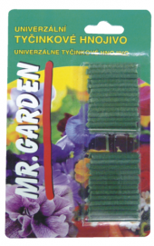Tyčinkové hnojivo Mr. Garden Agro