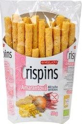 Tyčinky amarantové Crispins Extrudo