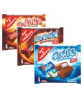 Tyčinky čokoládové Mini Gut&Günstig Edeka
