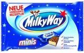 Tyčinky čokoládové Mini Milky Way
