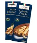 Tyčinky Grissini ochucené Italiamo