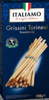 Tyčinky Grissini Torinesi Italiamo