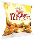 Tyčinky mozzarellové mražené Iceland