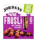 Tyčinky müsli Frusli Jordans