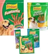 Pamlsky pro psy tyčinky Friskies