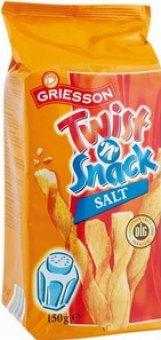 Tyčinky Twist Griesson