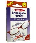 Čisticí vlhčené ubrousky na brýle Chemoplast