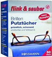 Ubrousky čisticí na brýle Flink&Sauber