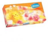 Ubrousky papírové Dime - box