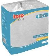 Ubrousky papírové Toro