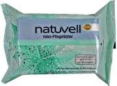 Ubrousky pro intimní hygienu Natuvell