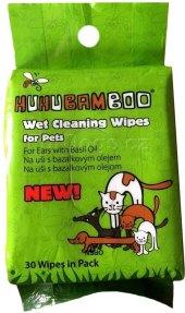 Ubrousky pro zvířata čisticí Huhubamboo
