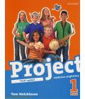 Učebnice angličtiny Project 1 - třetí vydání Tom Hutchinson