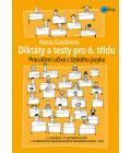 Učebnice Diktáty a testy pro 6. třídu