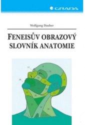 Učebnice Feneisův obrazový slovník anatomie Dauber Wolfgang