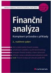 Učebnice Finanční analýza - Komplexní průvodce s příklady Adriana Knápková