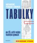 Učebnice Matematické, fyzikální a chemické tabulky Kotlík, Vondra a Lank