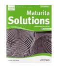 Učebnice Maturita Solutions 2nd edition Elementary WB Tim Falla