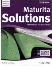 Učebnice Maturita Solutions 2nd Edition Intermediate