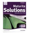Učebnice Maturita Solutions 2nd Edition Intermediate