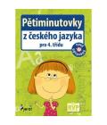 Učebnice Pětiminutovky z českého jazyka