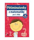 Učebnice Pětiminutovky z matematiky pro 5. třídu