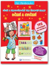 Učebnice Pro předškoláky - Učení a procvičování pro šikovné holky